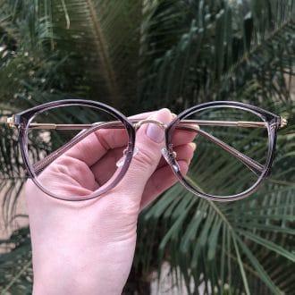 safine com br oculos de grau redondo colorido helo