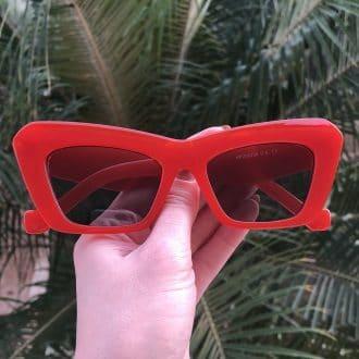 safine com br oculos de sol gatinho vermelho jade 2
