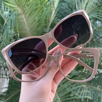 safine com br oculos 2 em 1 clip on gatinho nude luma