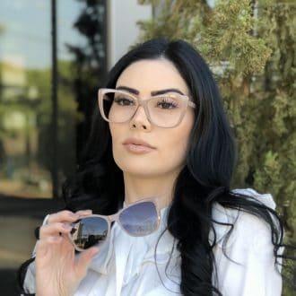 safine com br oculos 2 em 1 clip on gatinho nude luma 4