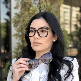safine com br oculos 2 em 1 clip on gatinho preto belly 5