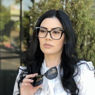 safine com br oculos 2 em 1 clip on gatinho preto luma 4