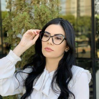 safine com br oculos 2 em 1 clip on gatinho preto may 4