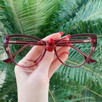safine com br oculos 2 em 1 clip on gatinho rosa may 1