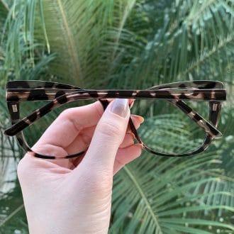 safine com br oculos 2 em 1 clip on gatinho tartaruga com rosa luma 2