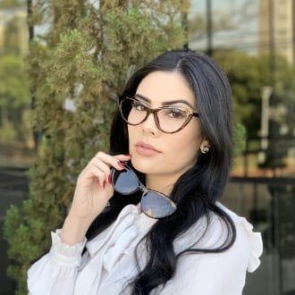safine com br oculos 2 em 1 clip on gatinho tartaruga heloa 6