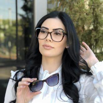 safine com br oculos 2 em 1 clip on gatinho tartaruga luma 5