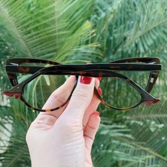 safine com br oculos 2 em 1 clip on gatinho tartaruga may 2