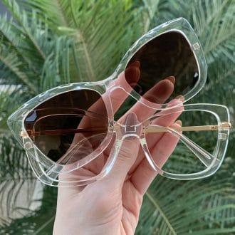 safine com br oculos 2 em 1 clip on gatinho transparente belly 3