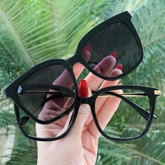safine com br oculos 2 em 1 clip on quadrado preto monique 3