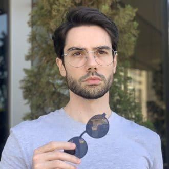 safine com br oculos 3 em 1 clip on masculino redondo azul gui 2