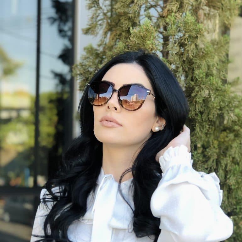 safine com br oculos de sol gatinho marrom brenda 2