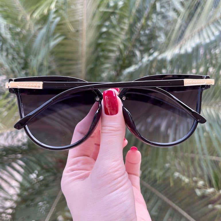 safine com br oculos de sol gatinho preto brenda 10