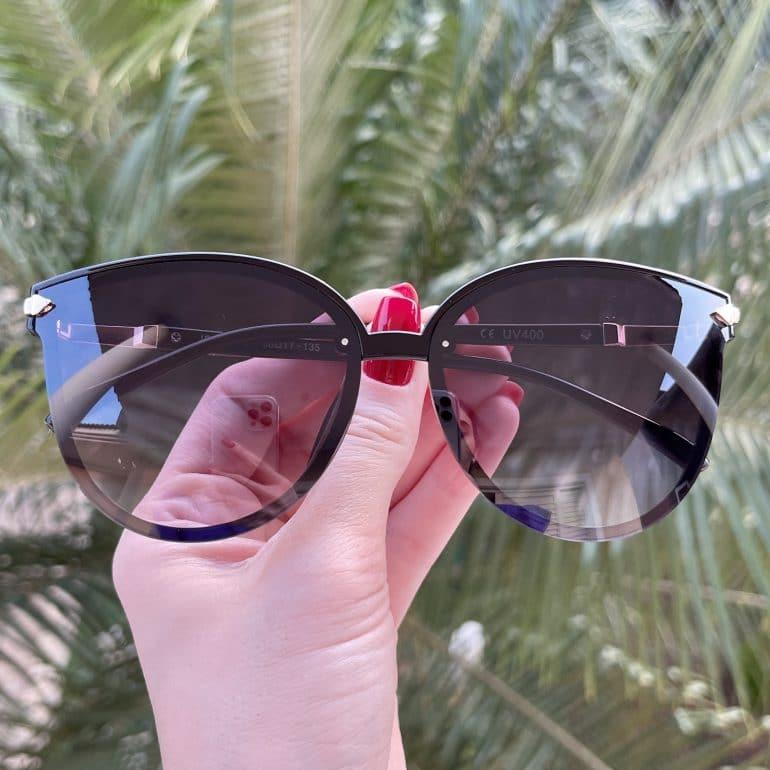 safine com br oculos de sol gatinho preto brenda 9