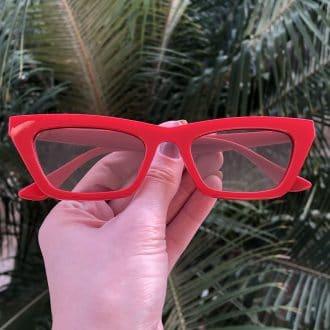 safine com br oculos de sol gatinho vermelho laiz 2
