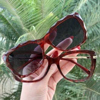 safine com br oculos 2 em 1 clip on gatinho vermelho bruna