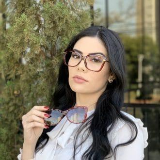 safine com br oculos 2 em 1 clip on gatinho vermelho bruna 6
