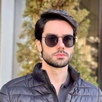 safine com br oculos de sol masculino redondo grafite edu 2