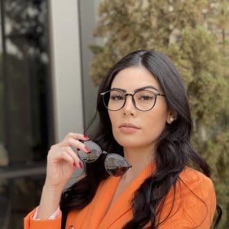 safine com br oculos 2 em 1 clip on redondo preto paola 6