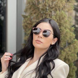 safine com br oculos 2 em 1 clip on redondo rose paola 3