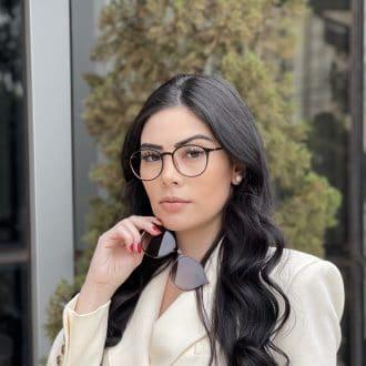 safine com br oculos 2 em 1 clip on redondo transparente paola 1