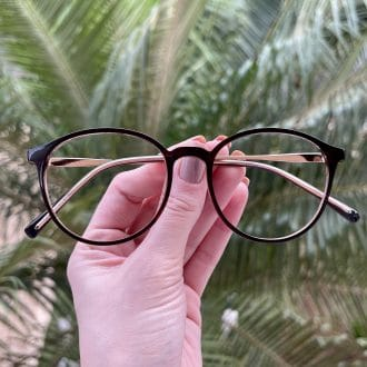 safine com br oculos 2 em 1 clip on redondo transparente paola 2