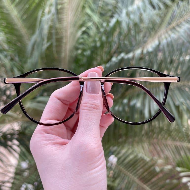 safine com br oculos 2 em 1 clip on redondo transparente paola 3