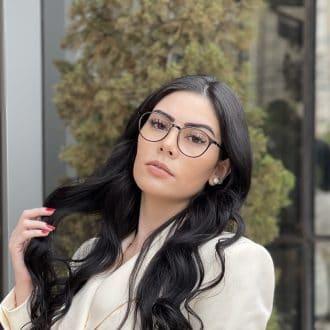 safine com br oculos 2 em 1 clip on redondo transparente paola