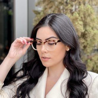 safine com br oculos de grau gatinho em acetato tartaruga jolie 2