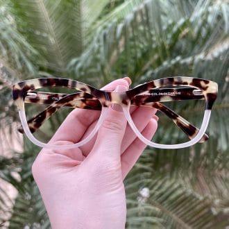 safine com br oculos de grau gatinho em acetato tartaruga jolie