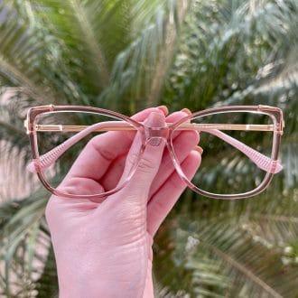safine com br oculos de grau gatinho rose camila 4