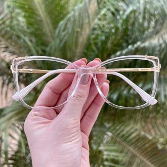 safine com br oculos de grau gatinho transparente camila 4