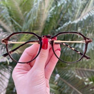 safine com br oculos de grau redondo tartaruga bianca
