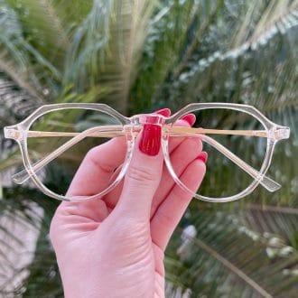 safine com br oculos de grau redondo transparente bianca 3