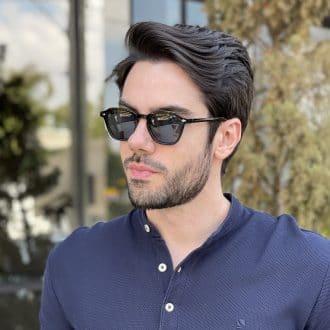 safine com br oculos de sol masculino quadrado preto vitor 2