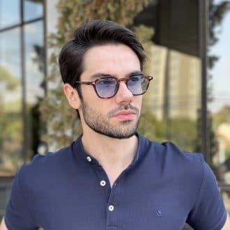 safine com br oculos de sol masculino quadrado tartaruga vitor 3