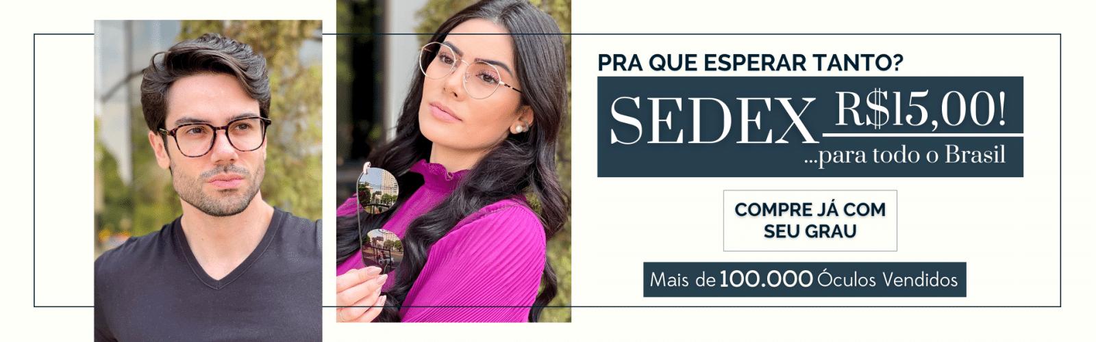 banner sedex 15 reais